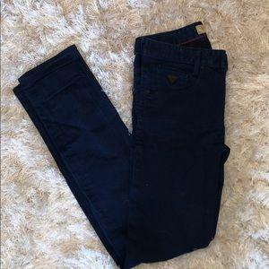 GUESS Mens Alameda Slim Tapered Jeans 29 x 32